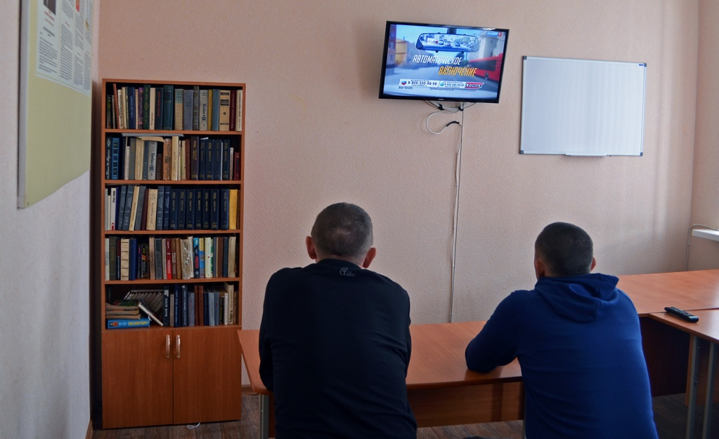 Исправительный центр в Рассказовском районе «переплюнул» колонию