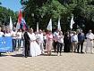 Флешмоб в Моршанске с участием студентов ТГТУ
