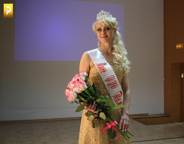 Впервом этапе «Мисс УИС» титул присвоили Саньят Мусиевой изСИЗО-3