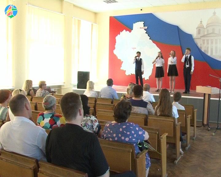 День России в Моршанске